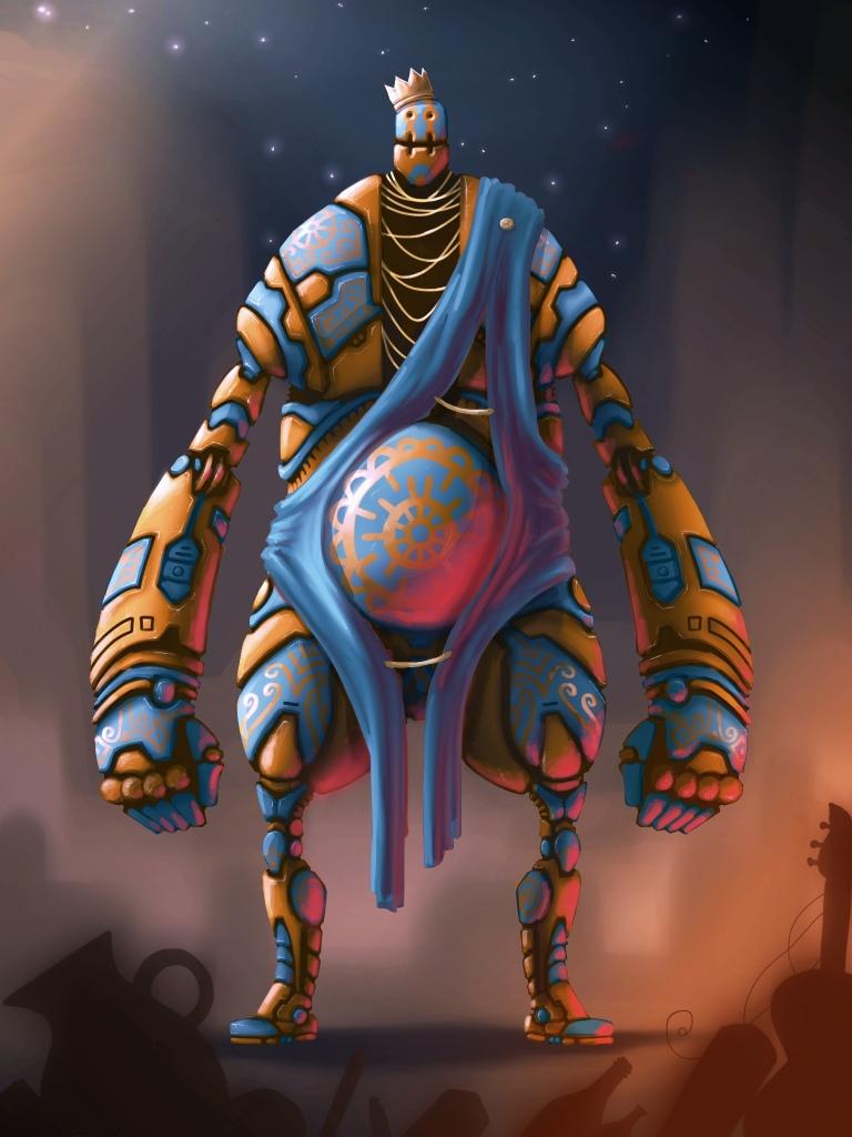 opulent Robot
